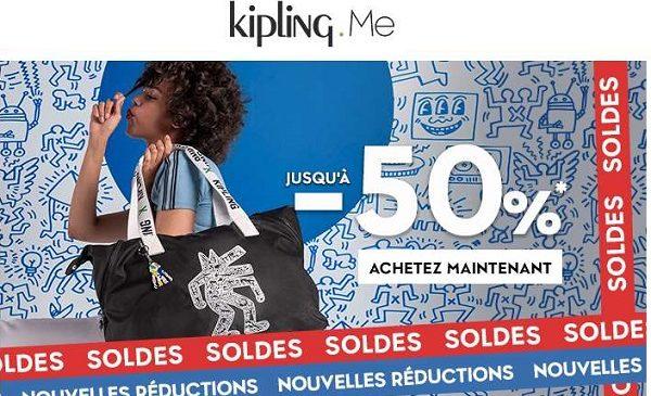 Seconde Démarque Soldes Kipling