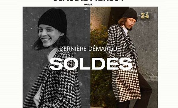 Soldes Claudie Pierlot Paris