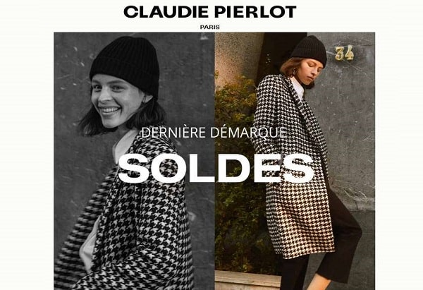 Soldes Claudie Pierlot Paris