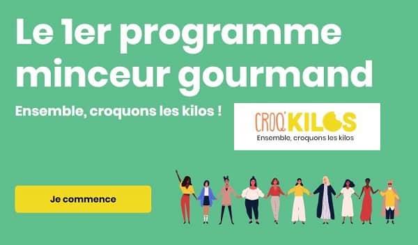 Soldes Croq'Kilos = 40% de reduction sur tous les abonnements
