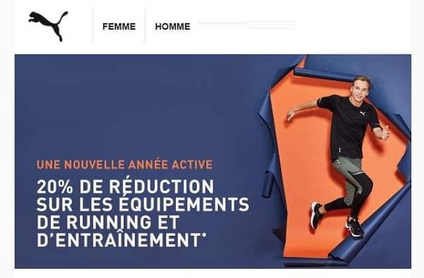 Réduction Sur Les Univers Running Et Entraînement Puma