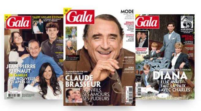 Remise Sur Votre Abonnement Au Magazine Gala