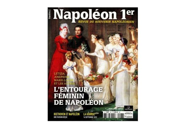Abonnement à La Revue Napoléon 1er Pas Cher