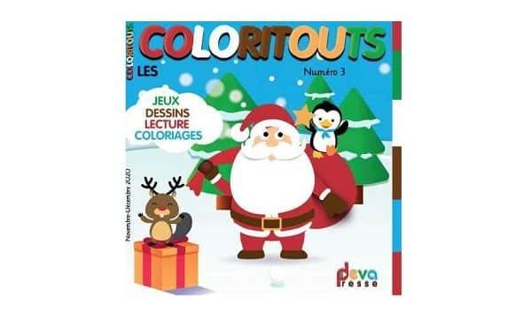 Abonnement Magazine Les Coloritouts Pas Cher