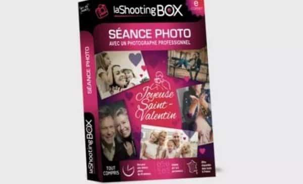 E Coffret Séance Photo Joyeuse Saint Valentin Lashootingbox Moitié Prix