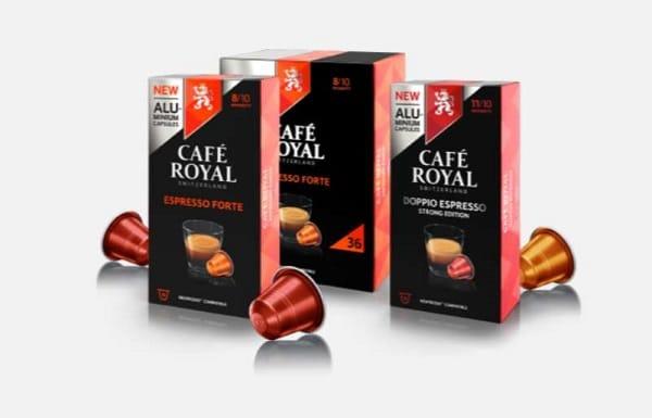 Red Week Café Royal