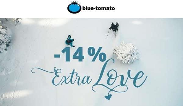 Saint Valentin Blue Tomato 14 % Supplémentaire Sur Tous Les Produits Soldés