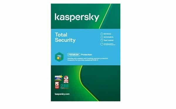 licence kaspersky total security 2021 pour 10 appareils pendant 1 an