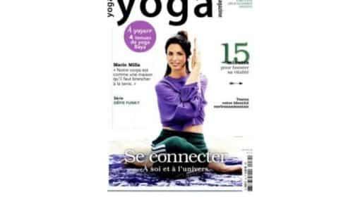 abonnement à yoga magazine pas cher
