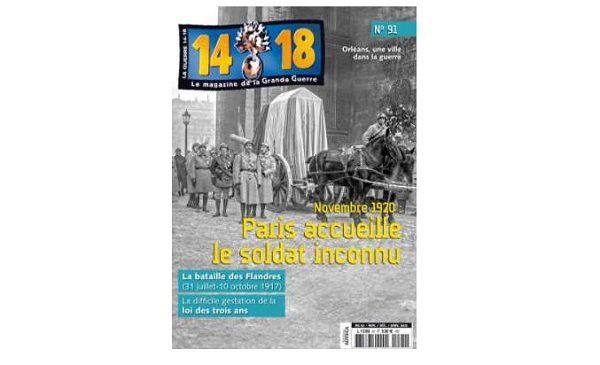 abonnement au magazine grande guerre 14 18 pas cher