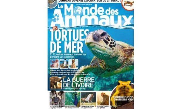 abonnement au magazine le monde des animaux pas cher