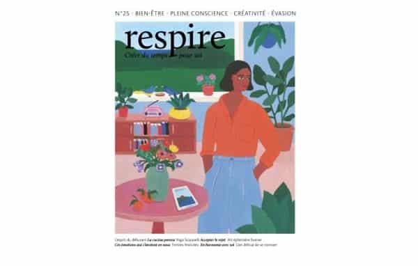abonnement au magazine respire pas cher