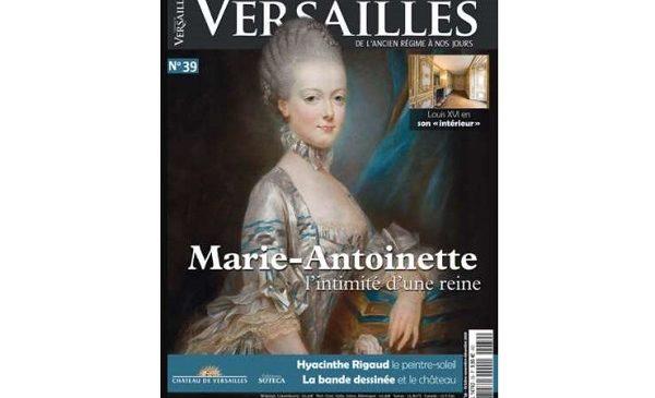 abonnement au magazine Château de Versailles pas cher