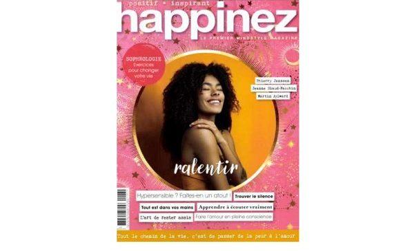 abonnement magazine happinez pas cher