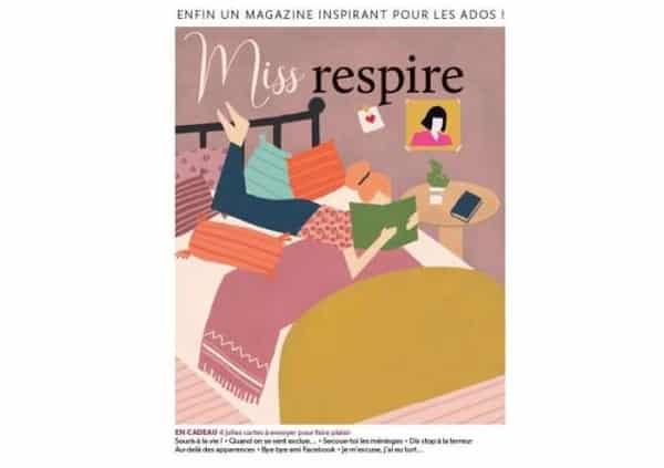 abonnement magazine miss respire pas cher