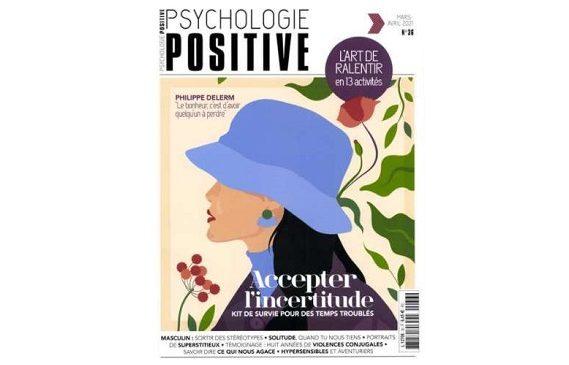 abonnement magazine psychologie positive pas cher
