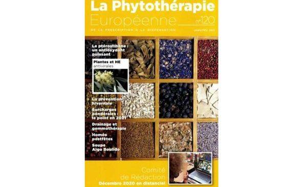 abonnement revue la phytothérapie européenne pas cher