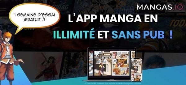 découvrez mangas.io le netflix du manga 7 jours de mangas gratuits puis un abonnement illimité sans engagement