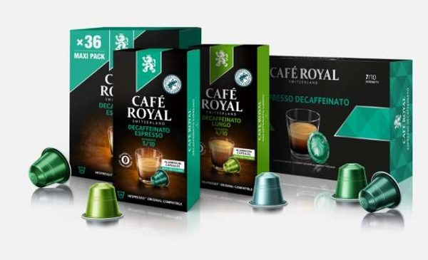 green week café royal remise capsules compatibles nespresso dolce gusto