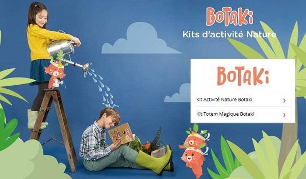 kit pour enfants botaki (4 10 ans) moins cher