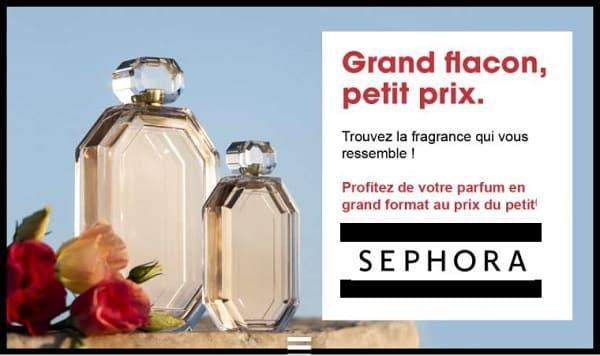 le parfum grand format au prix du petit sur sephora
