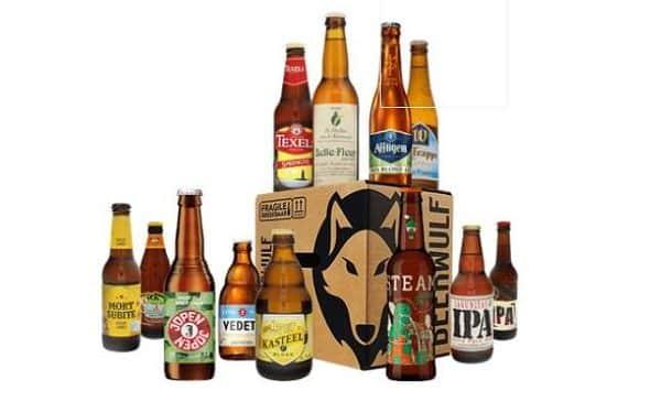 offre coffret de bières printemps beerwulf 12 bières différentes