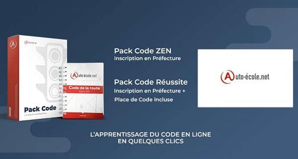offre pack code de la route en ligne pas cher avec enregistrement du dossier en préfecture