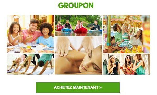 remise surprise groupon sur les offres groupon code promo
