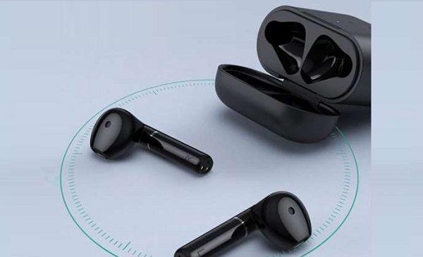 écouteurs bluetooth 5 aukey ep t29 avec détection intra auriculaire et boitier usb c