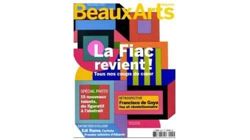 abonnement beaux arts magazine pas cher