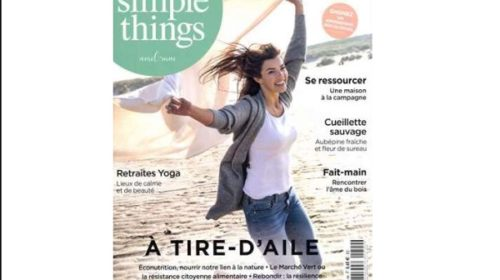 abonnement au magazine féminin simple things pas cher