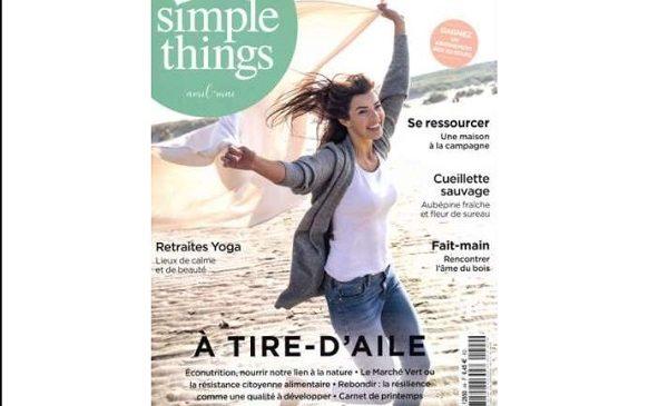abonnement au magazine féminin simple things pas cher
