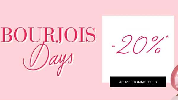 bourjois days