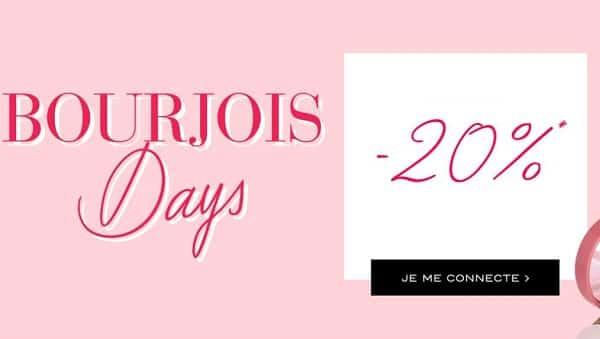 bourjois days