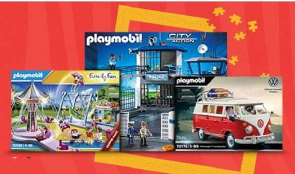 offre playmobil fnac