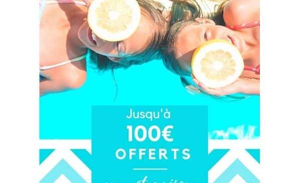offre spéciale ze camping jusqu'à 100€ de remise sur toutes les destinations et dates