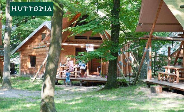 offre spéciale camping huttopia