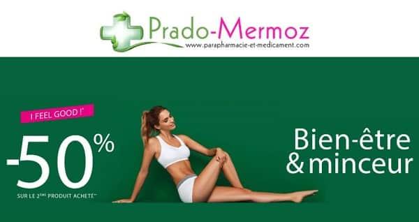 parapharmacie prado mermoz 50% sur le 2eme produit minceur ou bien être