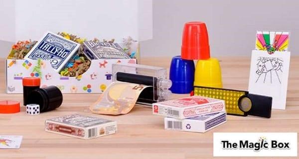 Vente Privée The Magic Box : Kit magie ludique et éducatif moins cher ( à partir de 7 ans)