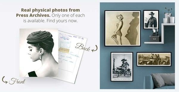 remise sur toutes les photos de ims vintage photos