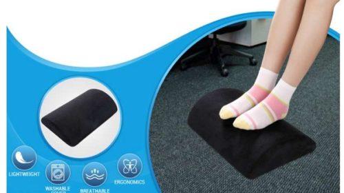 repose pied ergonomique de bureauguiffly