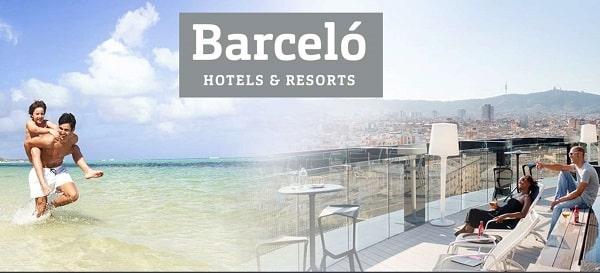 100€ de remise sur séjours dans un hôtel barcelo