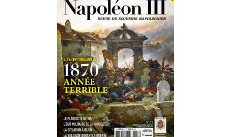 abonnement au magazine napoléon iii pas cher