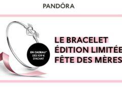 Offre spéciale fête des mères Pandora : 1 bracelet Édition Limitée OFFERT dès 109 €