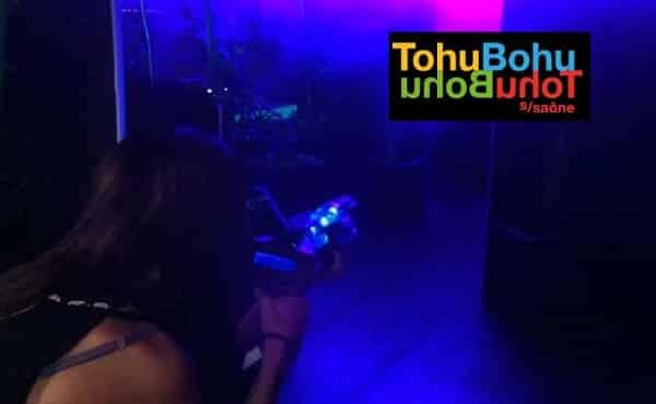 Pack Laser game moitié prix à Tohubohu sur Saône