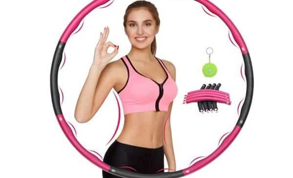 cerceau hula hoop de fitness réglable (adulte) awroutdoor