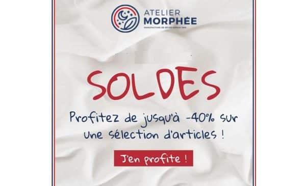 Changez de literie avec les soldes et jusqu'à -40% sur les matelas Morphée