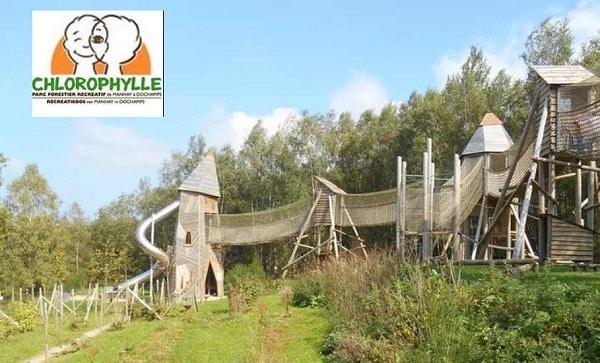 Entrée pas chère pour le Parc Chlorophylle (Belgique)