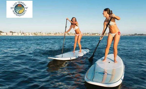 location de paddle à cap ferrat moins cher
