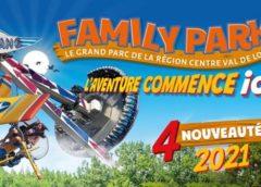 Remise sur les billets pour le parc d'attractions Family park